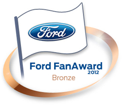 Ford FanAward 2012